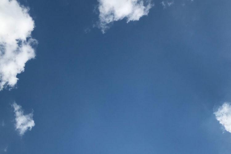 Niebo w Szadku
